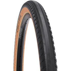 WTB Byway Pneu souple 700x34C Road TCS, black/tan